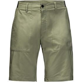 Jack Wolfskin Tanami Shorts Heren, khaki